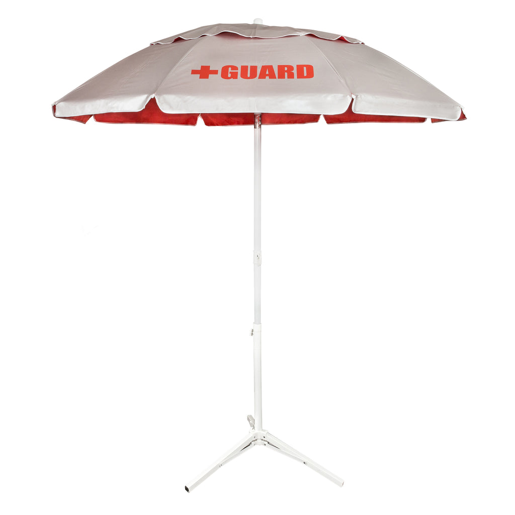 Lifeguard Solar Umbrella Underside - 6'