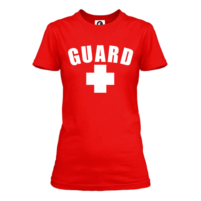 Lifeguard Women's T-Shirt - BLARIX