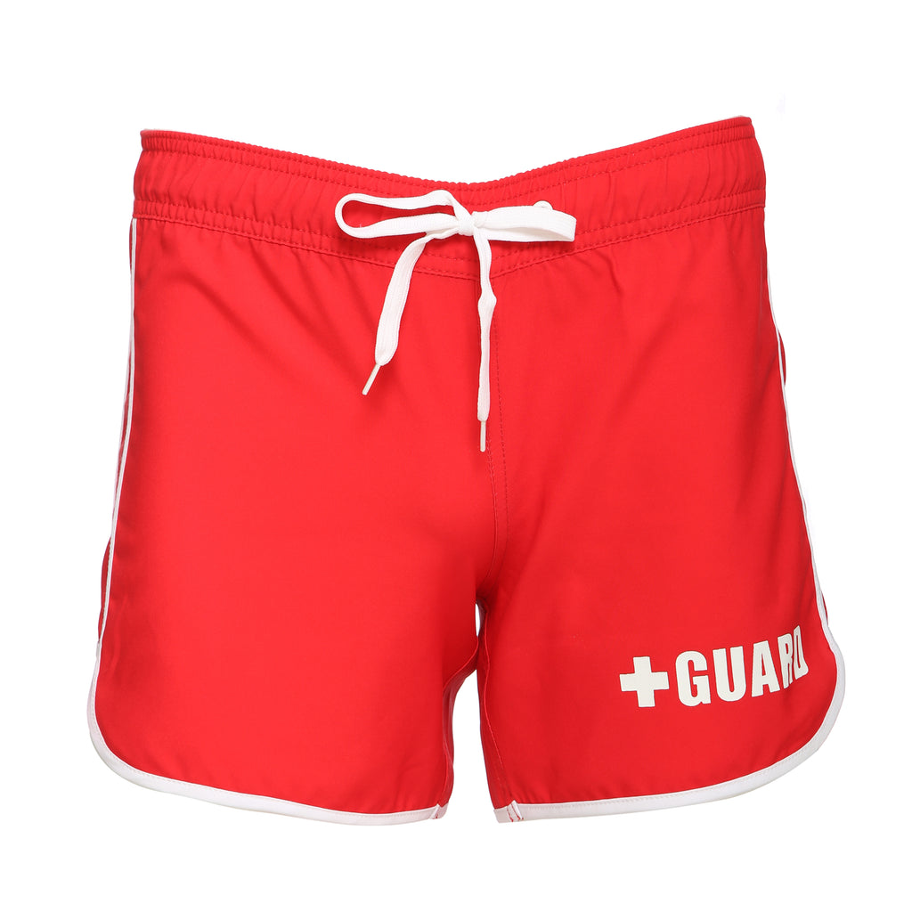 Lifeguard Women's Piped Board Shorts - BLARIX