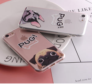 PUG! iPhone Case