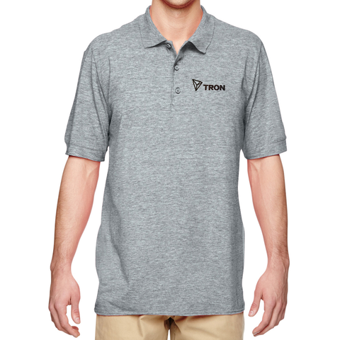 Tron Embroidered Polo