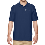 Litecoin Embroidered Polo