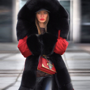 The latest women's brand designer outerwear, fashion faux fur mink coats, parkas, jackets and hoodies