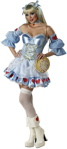 Alice in Wonderland Sexy Fairytale Holiday Party Costume - ICU SEXY