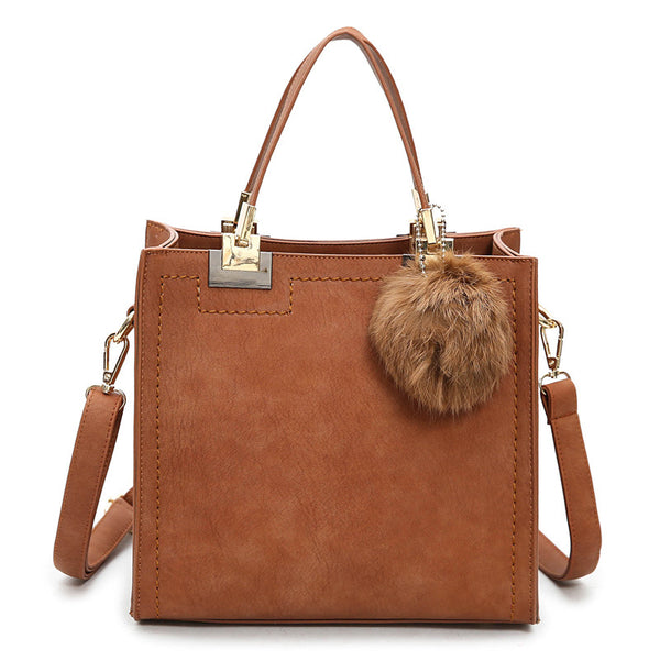-Women's New High Quality Crossbody Tote Bag