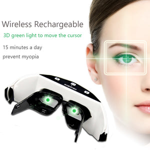 Green Light Eye Myopia Massage Device