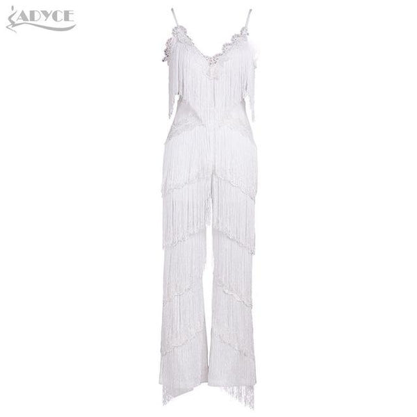 New Fashion Summer Long Stylish Jumpsuit - icu-sexy