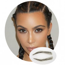 2017 Set Maquillaje Top Fashion Makeup Sets Hot! 1 Pair Perfect Eyebrow For Woman Eyebrows Shape False Extension Kim Kardashian