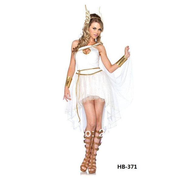The Greek Goddess Fantasia Costume - ICU SEXY