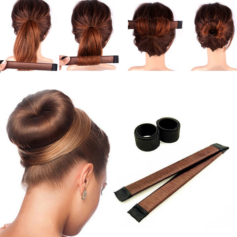 Hair Bun Faux Hairpiece Available in Most Colors - ICU SEXY