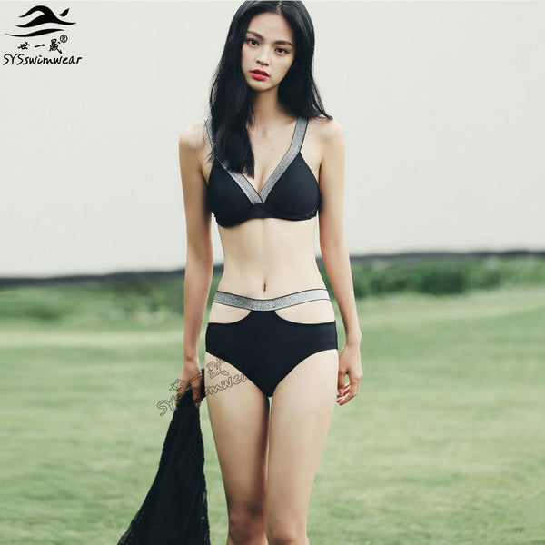New Summer Beach Bikini Sexy Women 3 Pieces Swimwear - icu-sexy