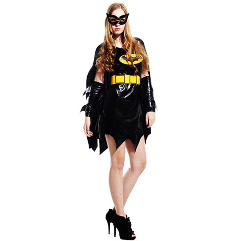 Women's Bat Halloween Costume - ICU SEXY