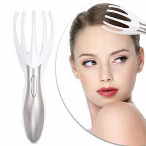 Electric Head Massage Comb Multifunctional Five Claw Massage Vibration Massage Comb for Whole Body - ICU SEXY