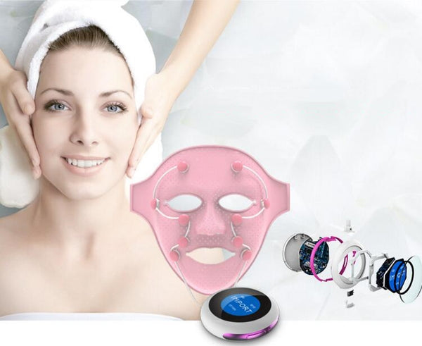 Ultrasonic Facial Spa Firming Facial Massage Lift Skin Wrinkle Tighten Machine - ICU SEXY