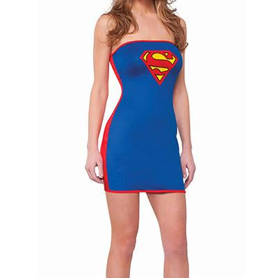 Women's Superhero Tube Dress - ICU SEXY