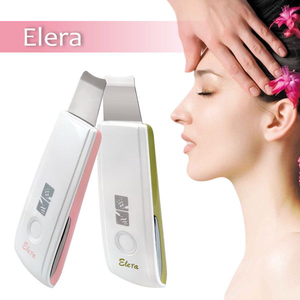New Ultrasonic Ion Skin Scrubber High Frequency Vibration Face Peeling - ICU SEXY