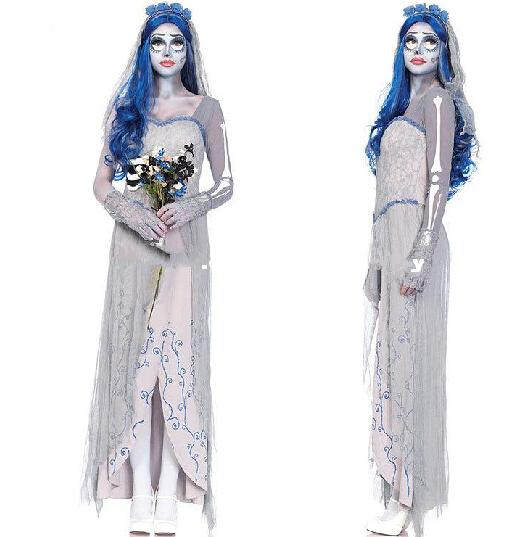 Corpse of the Bride / Vampire Costume - icu-sexy