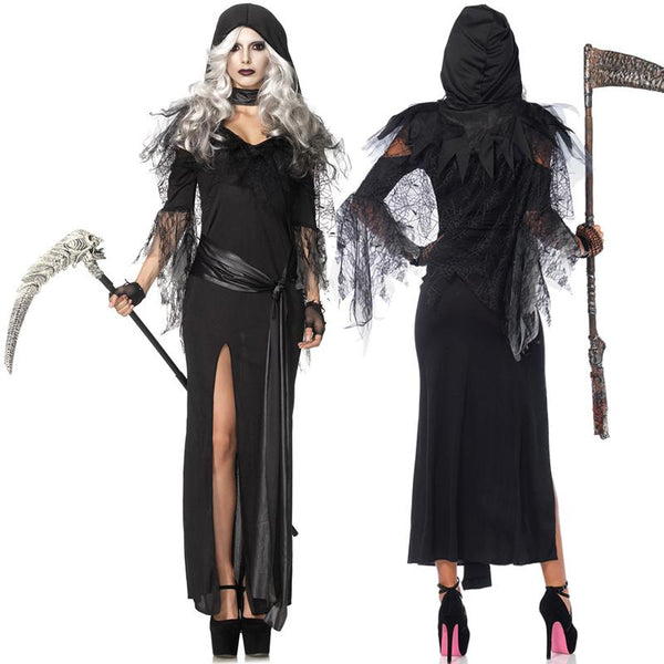 Adult Ghost Bride Vampire Women's Costume - ICU SEXY