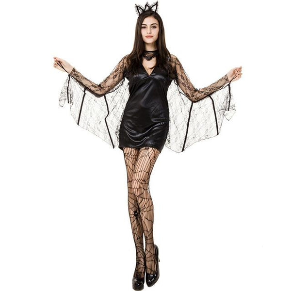 Angel Bride Cosplay Fancy Dress Costume