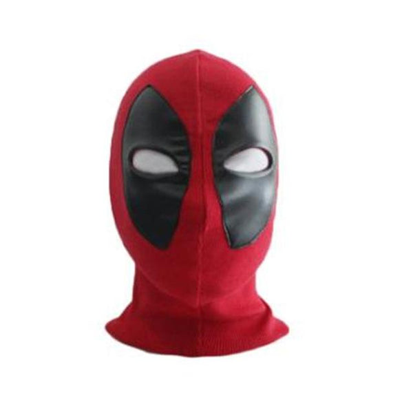 Movie Deadpool CostumesAccessories Mask Hat Cosplay Clothing Props - icu-sexy