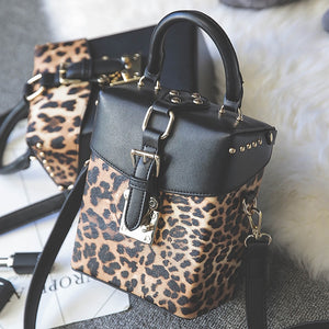 Famous Brand Cross Body Box Handbags - icu-sexy