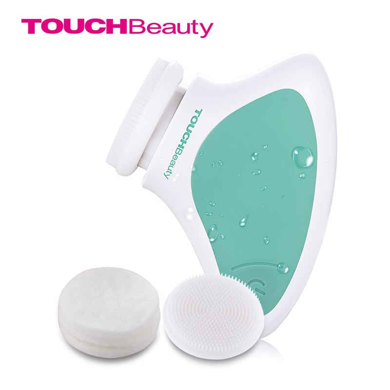 Silicone  Mini Sonic Vibration Waterproof Facial Cleansing System - ICU SEXY