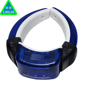 Cervical Vertebrae Back and Neck Electromagnetic Massager - icu-sexy