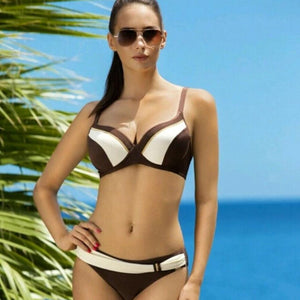 Bikini Set Summer Swimwear Women Sexy Bikini Beach Bathing Suit Push up