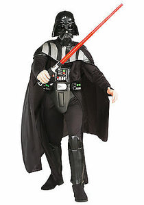-Star Wars - DELUXE Darth Vader Adult Costume