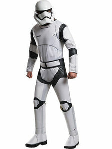 -Adult Star Wars The Force Awakens Deluxe Stormtrooper Costume