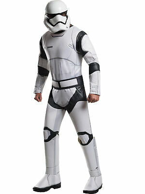 Adult Star Wars The Force Awakens Deluxe Stormtrooper Costume