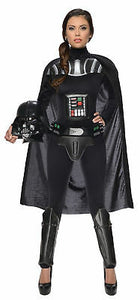 Women's Adult Darth Vader Star Wars Costume Halloween