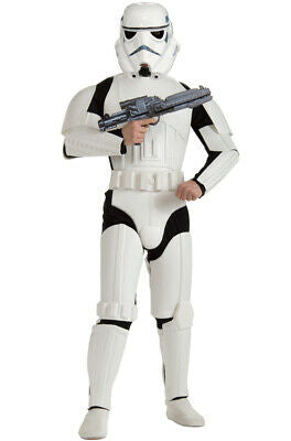 -Star Wars Deluxe Stormtrooper Adult Costume