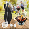 6pcs/set Golf BBQ Grill Tools