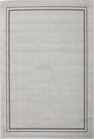 Sisalo Indoor Outdoor Grey Border 1620-ES3/E