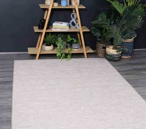 Sun Dance Reversible Indoor Outdoor Grey Brown Rug