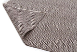 Abode Diamond Design Chocolate Rug - Cheapest Rugs Online - 2