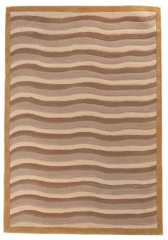 Gold Collection 203 Cream Rug