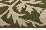 Alfresco Indoor Outdoor Collection 6501 Green Rug