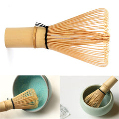 Luxury Bamboo Green Tea Powder Whisk - 50% OFF!