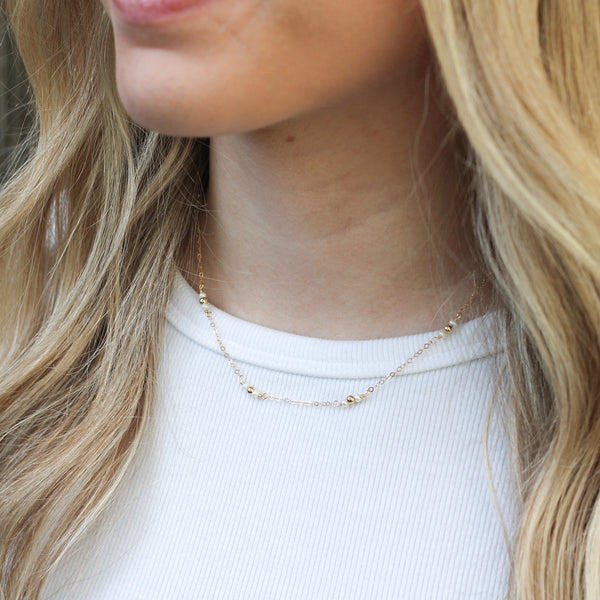 Lane Layering Necklace
