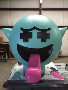 Cake Dummies Foam Balls Custom Cake Dummies Large Foam Balls EPS Foam  hollow heart  movie props sculpting google.com atlanta georgia props vinyl graphics godzilla king kong round cake dummies square cake dummies 2ft balls 3ft balls 4ft balls 5ft balls