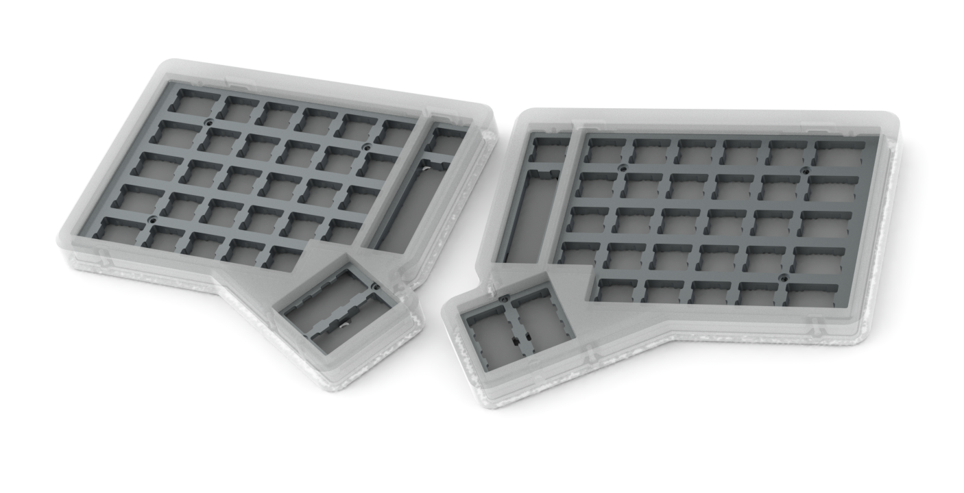 Sol 2 kit with regular polycarbonate case