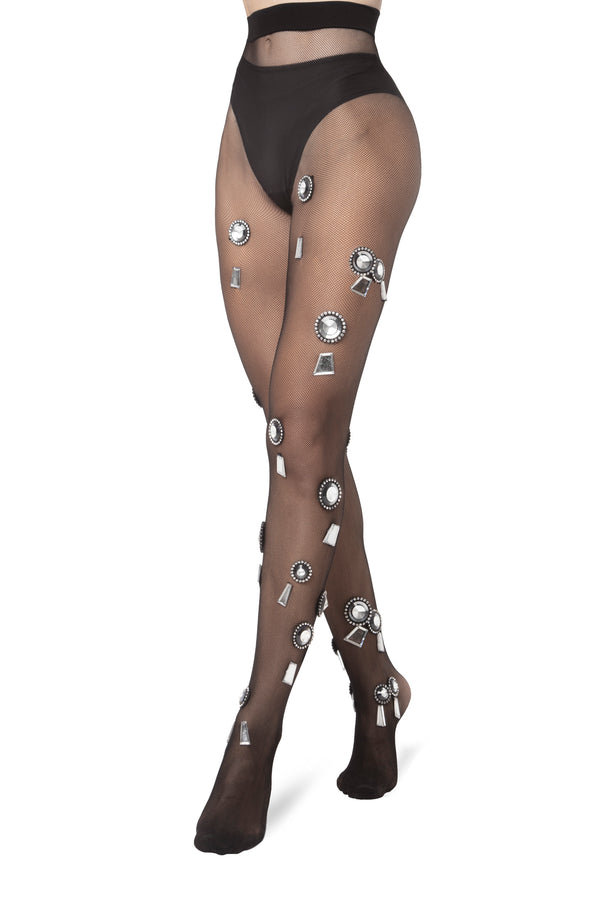 I Want Couture Tights