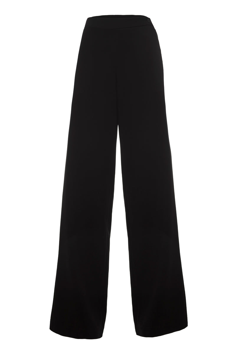 Plain Black Pants