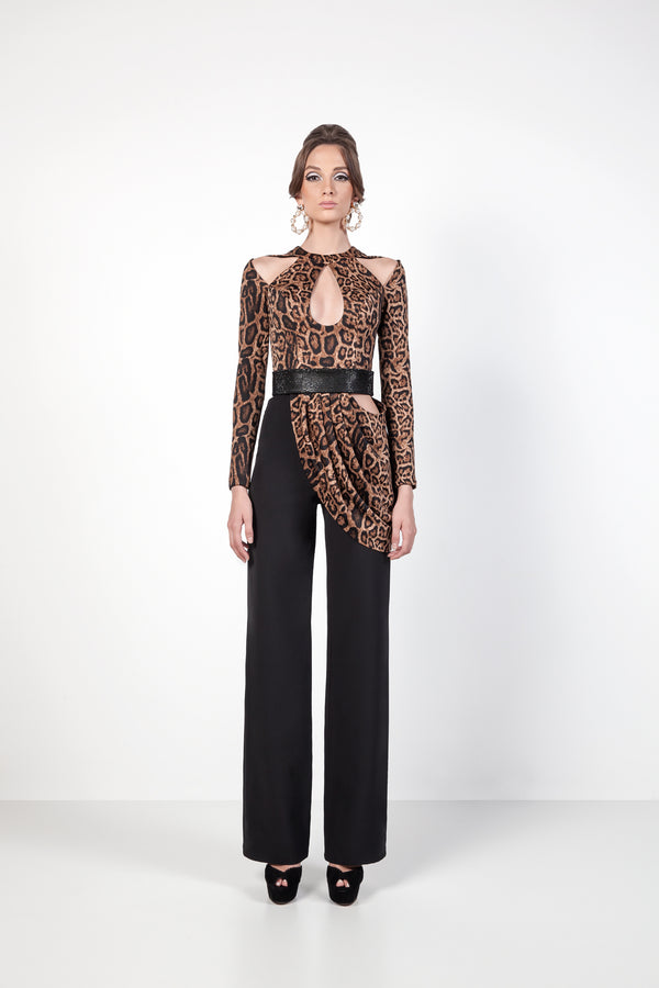 Panthera Jumpsuit