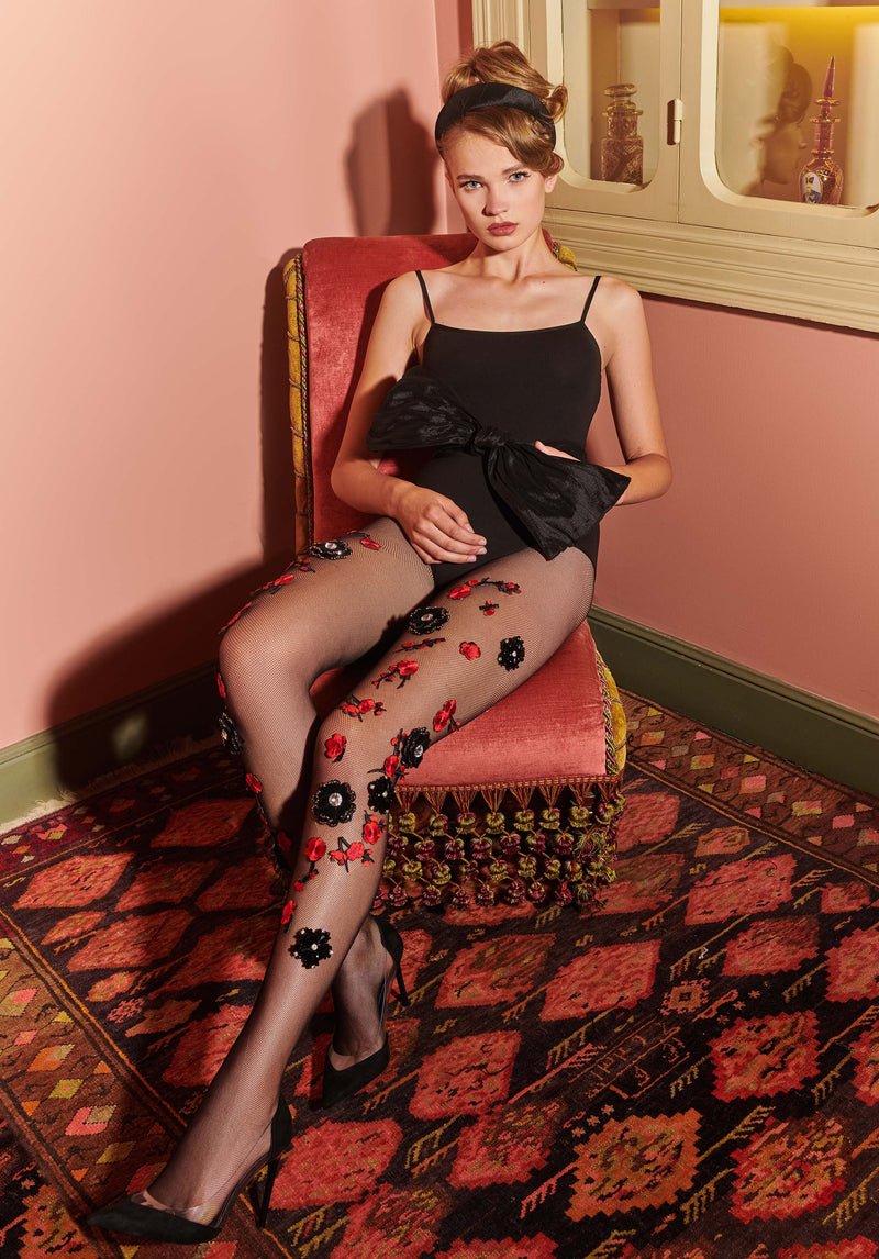 I Want Couture Tights - SOURAYA