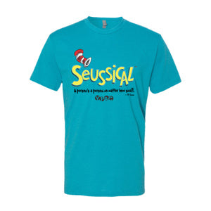 Shirt- *Seussical* Crew Neck T-Shirt