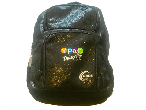 YPAC Sparkly Backpack