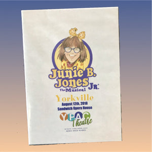 DVD- Junie B. Jones, Jr